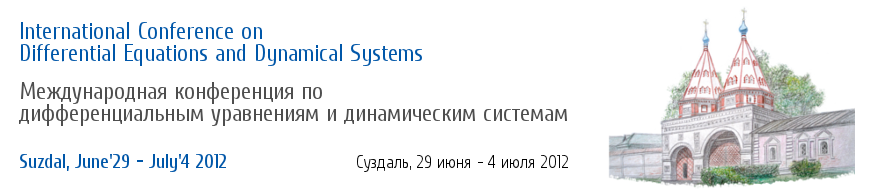 International Conference on Differential Equations and Dynamical Systems